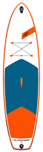 JP Australia Allroundair SL 2021 deck