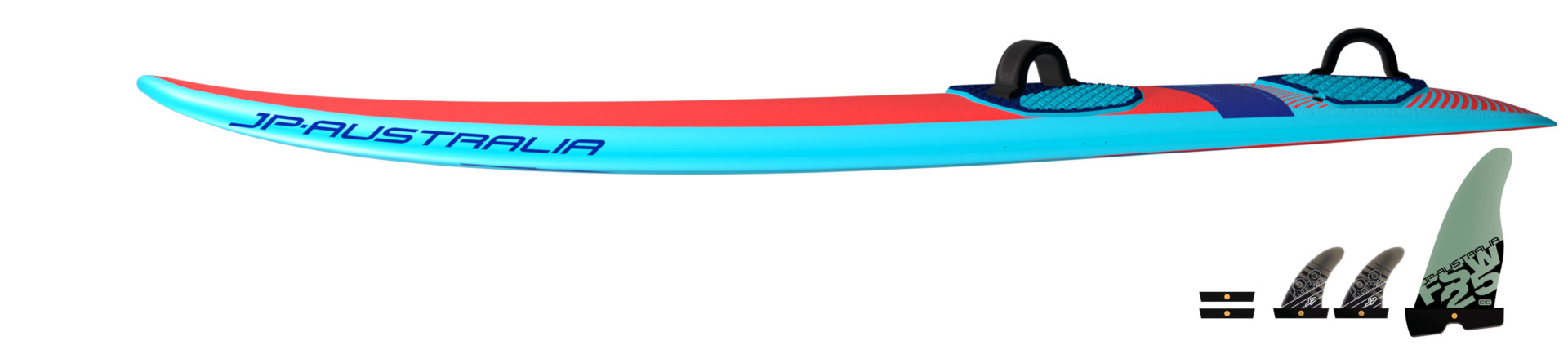 JP Australia Freestyle Wave LXT 2021 rail