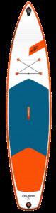 JP Australia SUP Cruisair SL 2021 deck