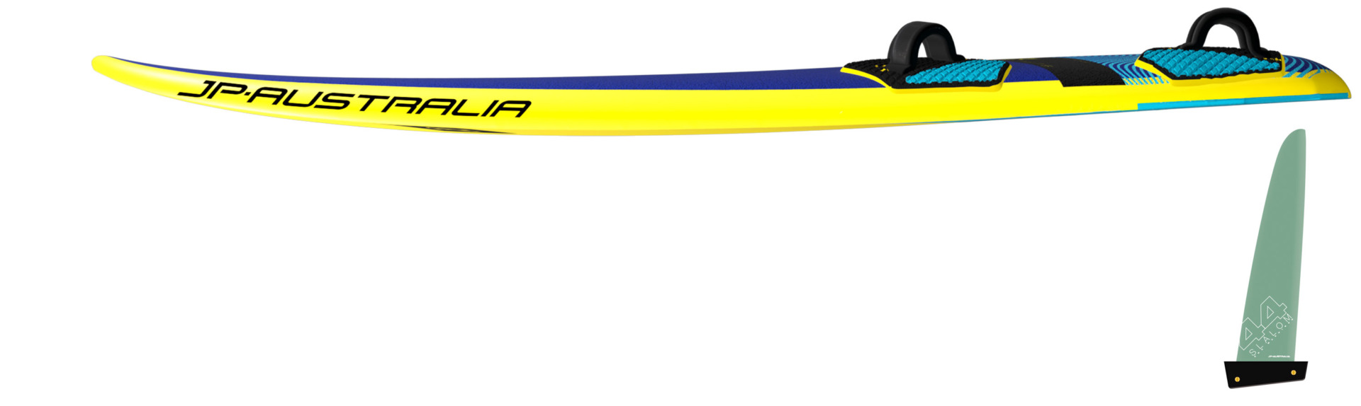 JP Australia SuperSport LXT 2021 rail